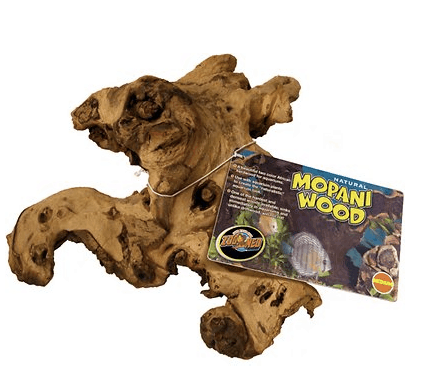Aquarium driftwood from Chewy.com