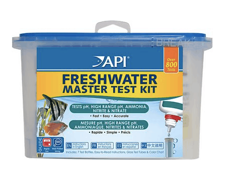 freshwater water test kit