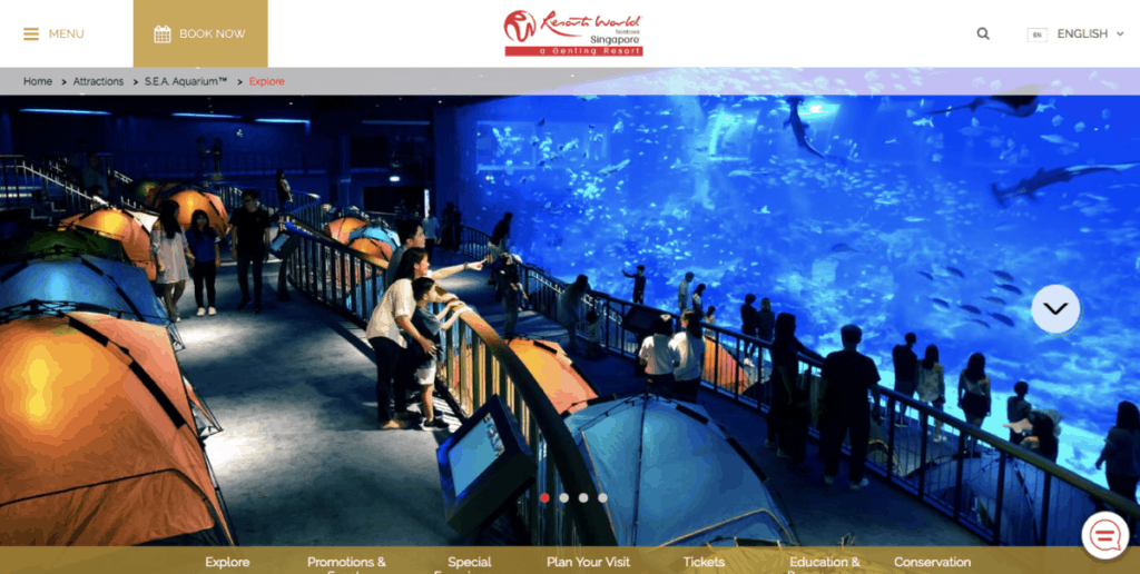 The Largest Aquarium In The World | Top 10 Public Aquariums 1