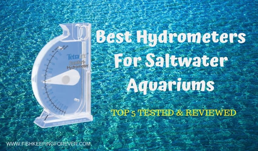 HYDROMETER FOR SALTWATER