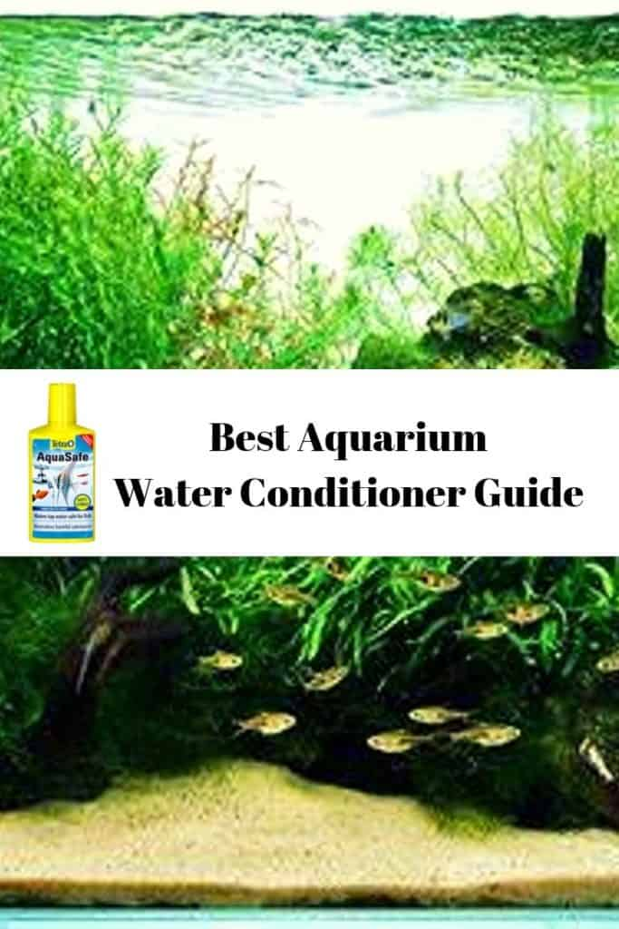 Best Water Conditioners For Freshwater Aquariums 1