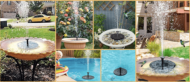 9 Best Solar Powered Birdbath Fountains | Pros & Cons 2