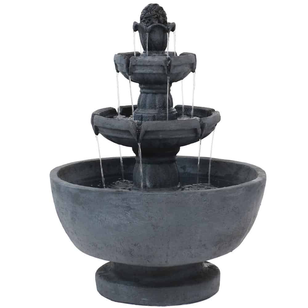7 Best Water Fountains and Garden Water Features 1