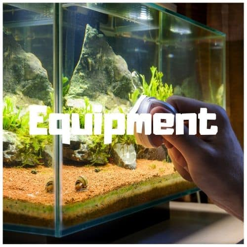 Fishkeeping equipment and buyers guides